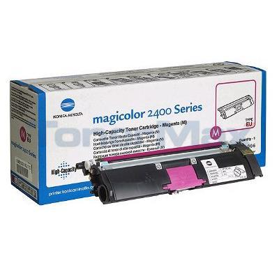 QMS MAGICOLOR 2400 TONER MAGENTA HY